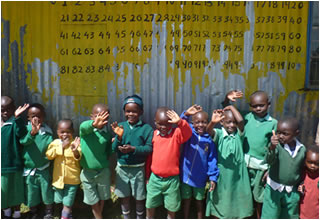 The Solomon project is advocating the needs of some of Kenya's poorest children